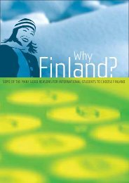 Why Finland?
