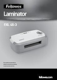 Laminator - Presentations Direct