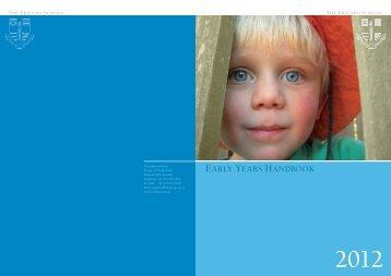 Handbook - The Friends' School