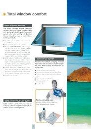 Total window comfort - KAPPA TRAILER
