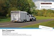 Race Transporter - KAPPA TRAILER