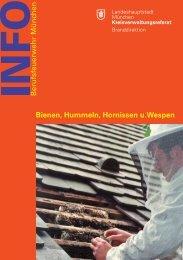 Bienen, Hummeln, Hornissen und Wespen - Freiwillige Feuerwehr ...