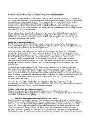 3.1.7. sonderpäd Förderung Verfahren - DG Bildungsserver - Home