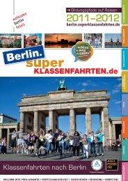 Den Spuren der Berliner Literatur- und  ... - Welcome Berlin Tours
