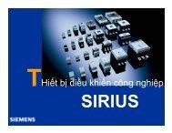 SIRIUS - TienPhat Automation