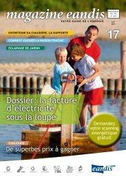 Dossier: la facture d'électricité sous la loupe - Eandis