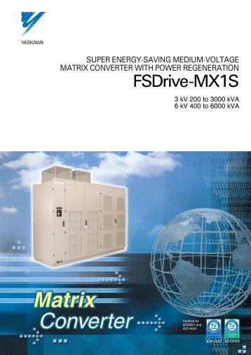 SUPER ENERGY-SAVING MEDIUM-VOLTAGE MATRIX ...