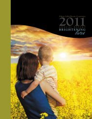 2011 Annual Report - Dakota Valley Electric Cooperative