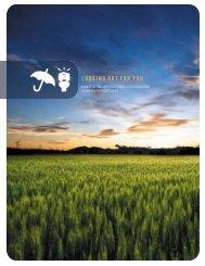 2010 Annual Report - Dakota Valley Electric Cooperative