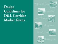 Design Guidelines for Market Towns - The Delaware and Lehigh ...