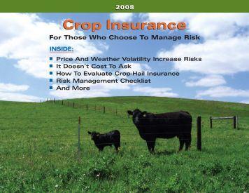 Crop Insurance Guide 2008 GA - National Crop Insurance Services