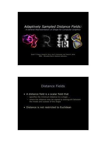 ACM SIGGRAPH 2000 PDF Slides - Perry, Ronald