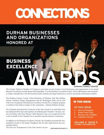 durham businesses and organizations business excellence