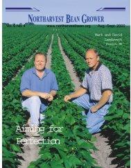 August 2000 - Northarvest Bean Growers Association