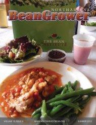 Summer 2013 - Northarvest Bean Growers Association