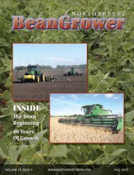 Read the Fall 2013 Issue of Northarvest BeanGrower