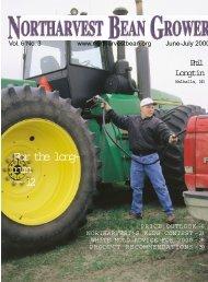For the long- run -- 12 - Northarvest Bean Growers Association