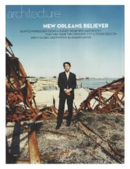 New Orleans Believer - Reinventing The Crescent