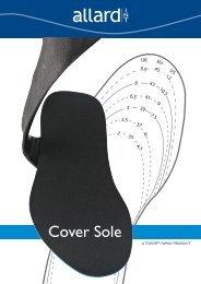 Cover Sole - Allard International