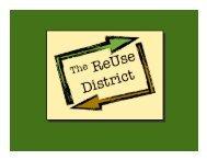 Necessity of Reuse - Reuse Alliance
