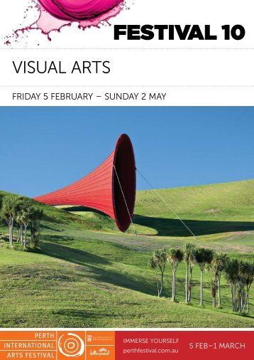 Download Visual Arts Program - Festival 10 - Perth International Arts ...