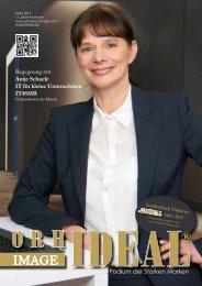 Orhideal IMAGE Magazin - März 2015