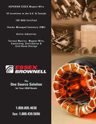 One Source Solution - Superior Essex
