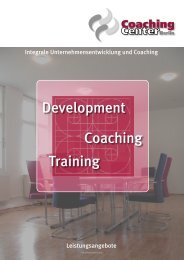 Integral Academy - Coaching Center Berlin