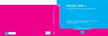 Archive MISSOC 2003