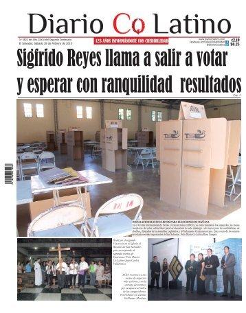 Edición 28 de Febrero de 2015