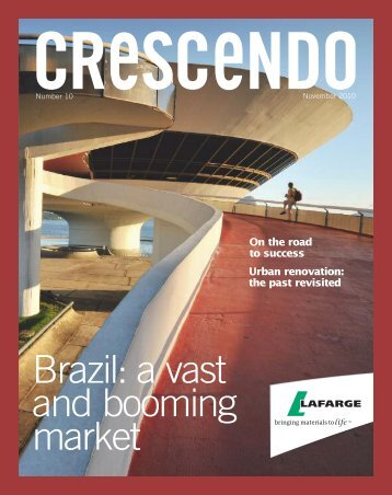 Crescendo 10 - Lafarge in Philippines