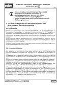 Bedienungsanleitung Biovent SLC - Eder - Seite 5
