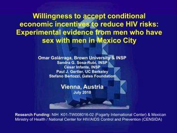 WTA - International AIDS Economic Network
