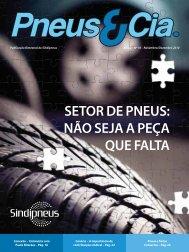 Revista Pneus e Cia nº18 - Sindipneus