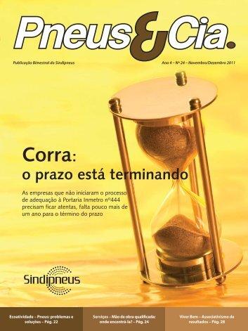 Revista Pneus e Cia nº24 - Sindipneus