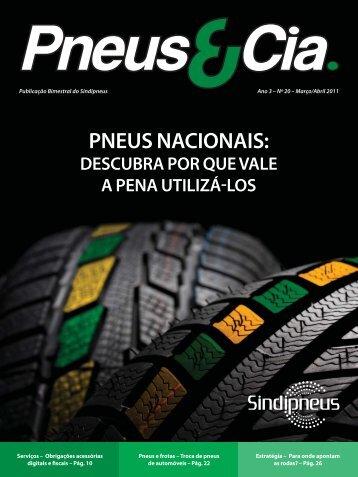 Revista Pneus e Cia nº20 - Sindipneus