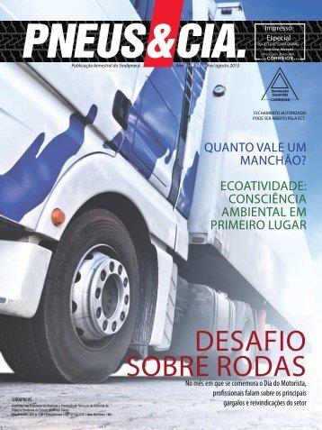 Revista Pneus & Cia. nº 34 - Sindipneus