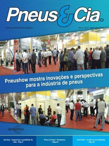 Revista Pneus e Cia nº27 - Sindipneus