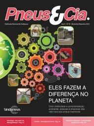 Revista Pneus e Cia nº30 - Sindipneus