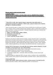 okruhy otázek SZZ magisterského studia - Katedra výtvarné výchovy ...