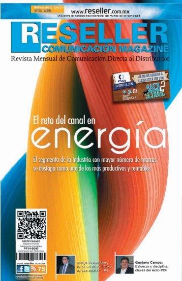 Haz click aquí para descargar el número actual de Reseller Magazine
