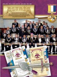 1 - Supremo Conselho do Grau 33