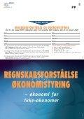 REGNSKABSFORSTÅELSE ØKONOMISTYRING - MBCE - Page 4