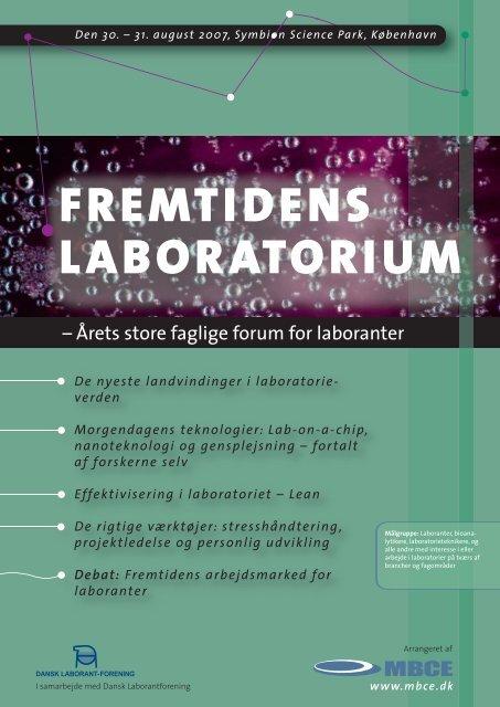 FREMTIDENS LABORATORIUM - MBCE