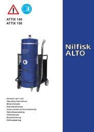 C320 Gruppo A.indb - Nilfisk-Advance