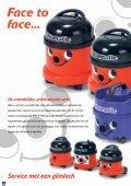 Complete productfolder Cleancare - Numatic - Page 4