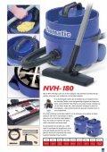 Complete productfolder Cleancare - Numatic - Page 7