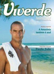 Paulo Zulu - Revista Viverde