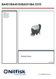 Wiring diagram - BA 451 D