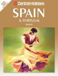 Spain/Portugal - Lakeside Travel